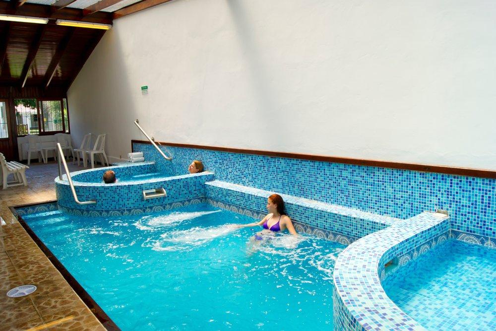 hotel argentina piscina